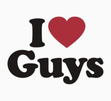 I Love Guys by iheart