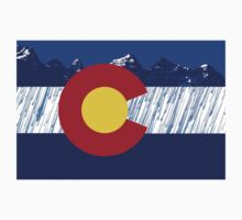 Colorado Rain Flag by unusuwall