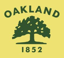 Oakland, California Flag by cadellin