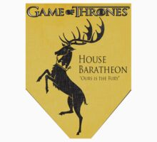 Game of Thrones-House Baretheon by smute20