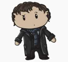 Sherlock | Benedict Cumberbatch [without text] by sebabybaby
