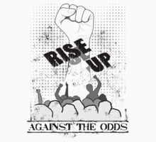 RISE UP by Mark McClare Designs