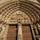 PORTAL OF THE VIRGIN by Ladedadeda