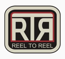 Reel To Reel decoration Clothing & Stickers by goodmusic