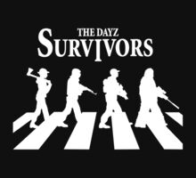 The DayZ Survivors (Inverted) by PaperGoblin