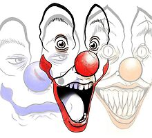 Clown Mix by FrancescoWild