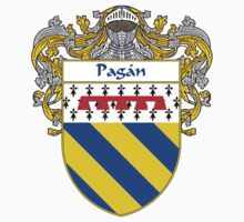 Pagan Coat of Arms/Family Crest by William Martin