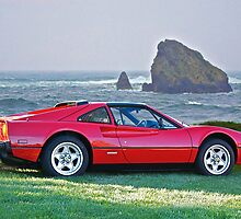 1986 Ferrari 308 GTS I by DaveKoontz