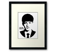 Chen Framed Print