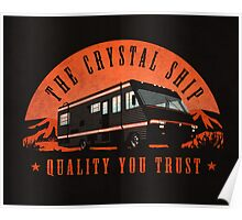 The Crystal Ship Poster
