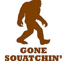 Gone Squatchin' by kwg2200