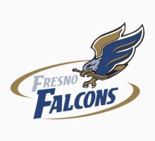 Fresno Falcons hockey logos T-Shirts ,Stickers by boomer321sasha