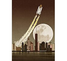 Rocket City Photographic Print