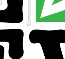 League of Evil Vegans Sticker