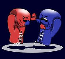 Boxing!! by J.C. Maziu