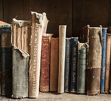 Old books by Adam North