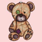 Brenda the Bear by Studio8107