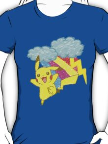Pikachu Sky T-Shirt