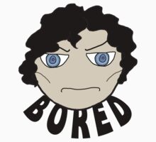 Sherlock is BORED by Io Devany