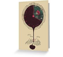 Nightfall Greeting Card