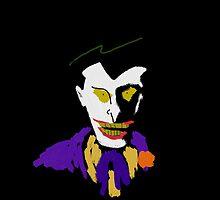 The Joker by etomlinson48