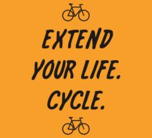 Extend Your Life. Cycle. (lite) by KraPOW