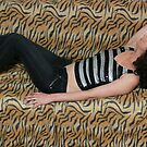 Sleeping Tiger by Sorcha Whitehorse ©