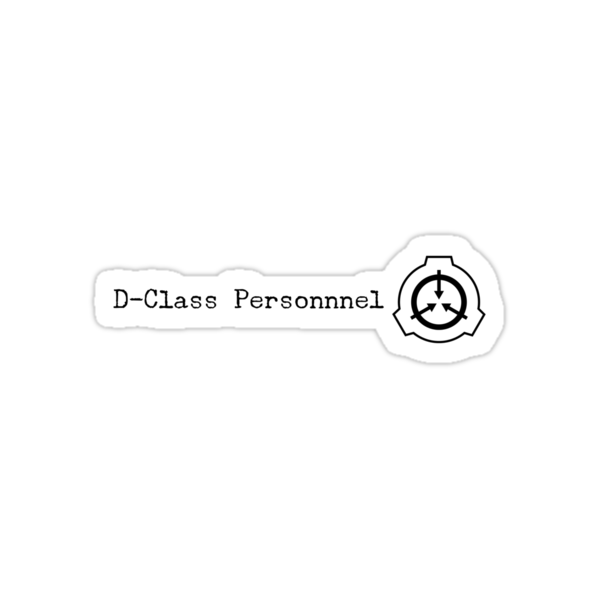 SCP D-Class Personnel by Volsungenlied
