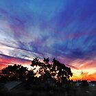 Sun Set by LVanDhal