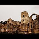 Fountains Abbey by Gavin68