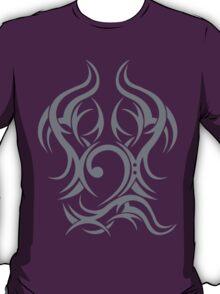 Tribal Bass Cleff T-Shirt