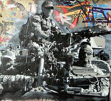 Street Art: global edition # 93 by fenjay