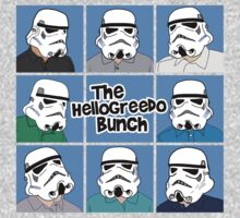 Stormtrooper Brady Bunch by HelloGreedo