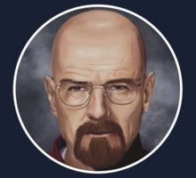Bryan Cranston - Walter White - Breaking Bad by ayebloodyright