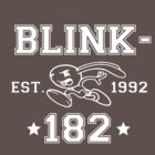 blink-182 Est. 1992 T-Shirt by allthingsblink