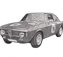 Alfa Romeo GT 1300 junior   by RikReimert