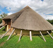 Iron Age House Hadleigh by Pauws99