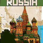 Russia by Nick  Greenaway