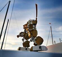 Winter-mech (pic 3) by bricksailboat