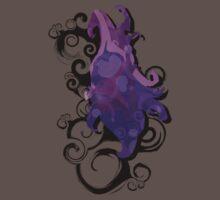 Lulu: The Fae Sorceress T-Shirt by novawhitefire