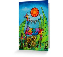 It's All About Love Greeting Card
