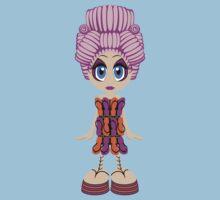 Flip-flop dress doll Kids Clothes