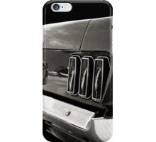 The Back (black&white) iPhone Case/Skin
