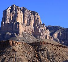 El Capitan Guadalupe Mountains National Park by Robert Armendariz