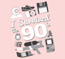 I Survived the 90's Kids Clothes