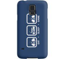 Eat, Sleep, Game (Console Version) Samsung Galaxy Case/Skin