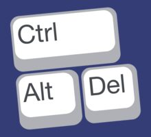 CTRL ALT DEL by e2productions
