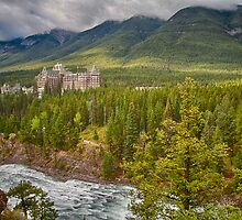 Fairy Tale Castle High In The Rockies by cmangum444