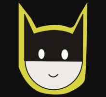 Happy Batman by BloodyHanka