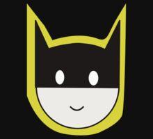 Happy Batman by BloodyHanka